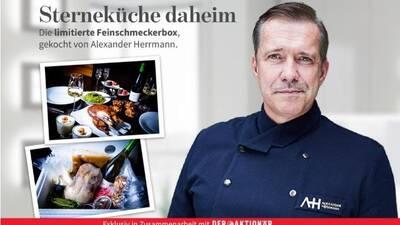 Sterneküche für daheim: Die AKTIONÄR-Feinschmeckerbox + Zubereitungstipps von Alexander Herrmann