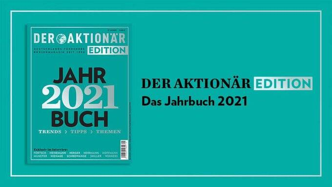DER AKTIONÄR EDITION 01/21