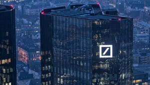 Fast 140 Prozent mit Deutscher Bank in vier Wochen