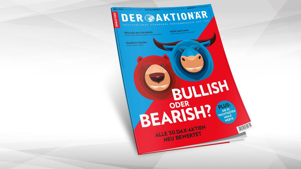 Hot-Stock der Woche: Die Krypto-Bank - DER AKTIONÄR