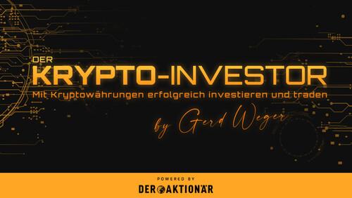 """""""Der Krypto-Investor"""" – ein neuer Börsendienst der Börsenmedien AG"""