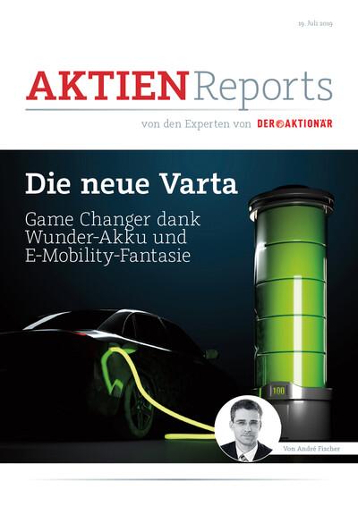 Die neue Varta – Wunder-Akku und E-Mobility-Fantasie als Game Changer