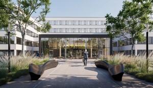 Neuer Bürokomplex in Ascheim: Was macht eigentlich die Wirecard‑Aktie?  / Foto: Rock Capital Group