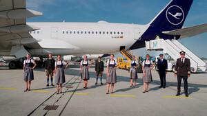 Lufthansa: Eine Bitte...