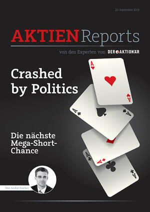Aktien-Reports - Crashed by Politics