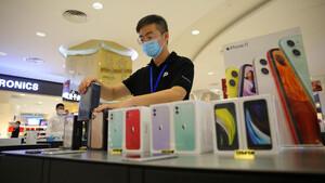 Apple: Sind das die neuen iPhone‑Modelle?
