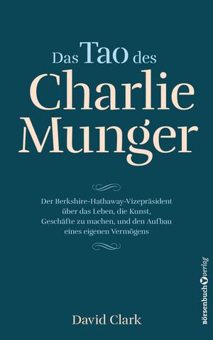 PLASSEN Buchverlage - Das Tao des Charlie Munger