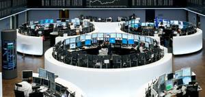 DAX und Co stabil: Deutsche Bank, CTS, Verbio, S&T und TeamViewer fallen aus dem Rahmen