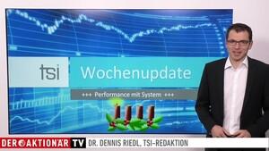 DAX‑Statistik: Das lässt sehr hoffen für den Dezember...  – TSI Wochenupdate