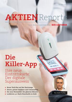 Aktienreports - Die Killer-App – der digitale Superausweis