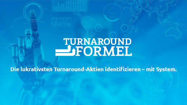 """Turnaround-Formel"" – Börsenmedien AG lanciert renditestarken Börsendienst"