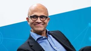 Microsoft‑Chef Nadella bekommt noch mehr Macht  / Foto: Getty Images