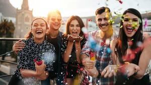Square: Die Party geht weiter!  / Foto: Shutterstock, nicht redaktionell