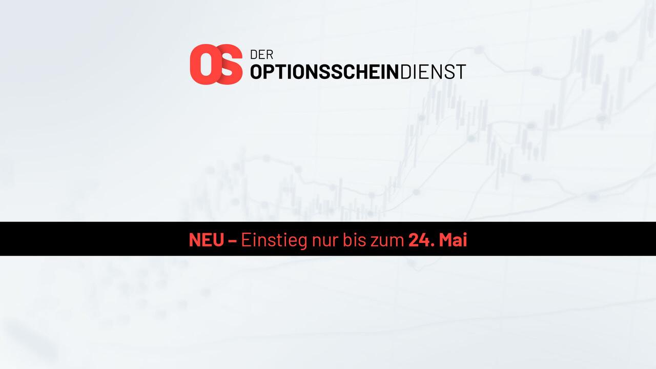 10 Optionsscheine, 10.000 Euro, 100 Prozent Ziel im Jahr 2021: Bereit?