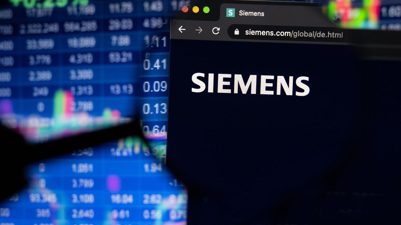 Siemens: Der nächste Schritt