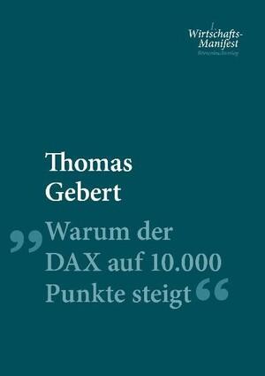 PLASSEN Buchverlage - Warum der DAX auf 10.000 Punkte steigt