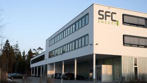 SFC Energy: Schon wieder gute News  / Foto: SFC Energy
