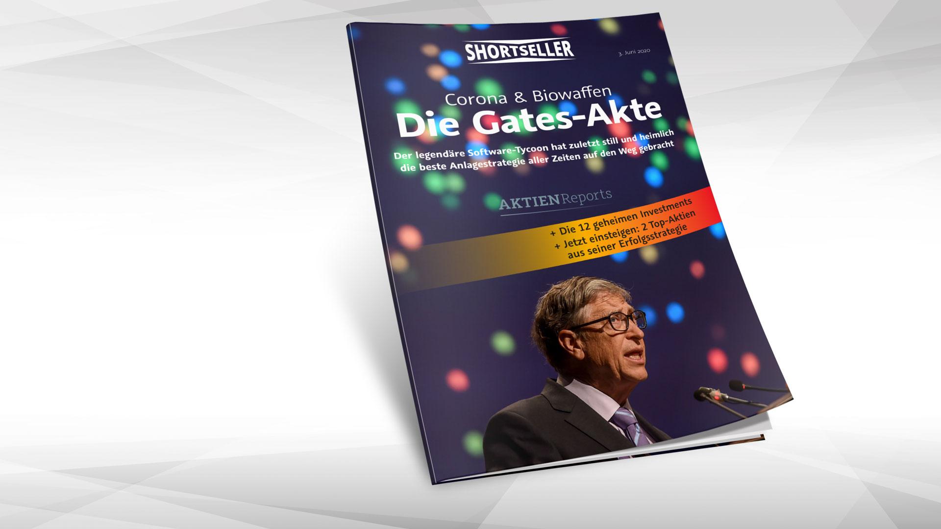Die Gates-Akte: Die 12 geheimen Investments