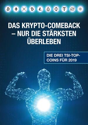 Aktien-Reports - Comeback der Kryptowährungen: Wo das Blut noch auf der Straße schwimmt