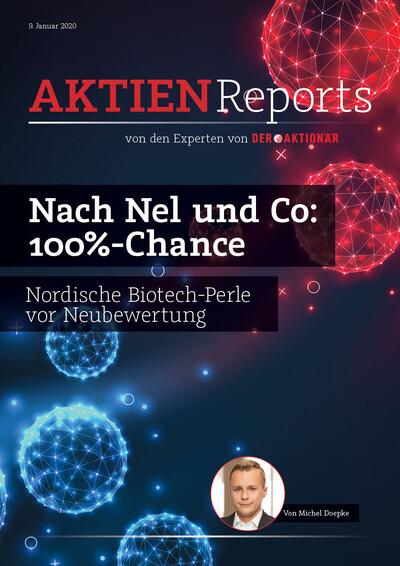 Nach Nel und Co: 100%-Chance – nordische Biotech-Perle vor Neubewertung