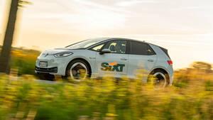 Sixt: VW inside