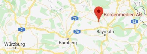 Landkartenausschnitt: Am Eulenhof 14, 95326 Kulmbach