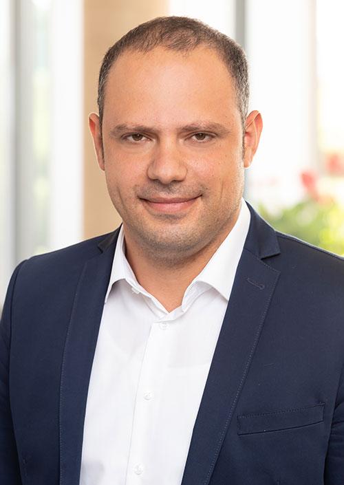 Portrait Emil Jusifov