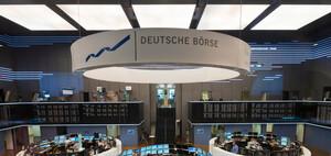 Freude bei Deutsche Börse AG – Enttäuschung bei Adidas