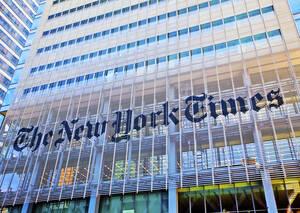 New York Times: Digital‑Geschäft mit Licht und Schatten