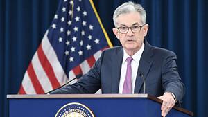 Fed‑Entscheid: Zinserhöhung schon 2022?