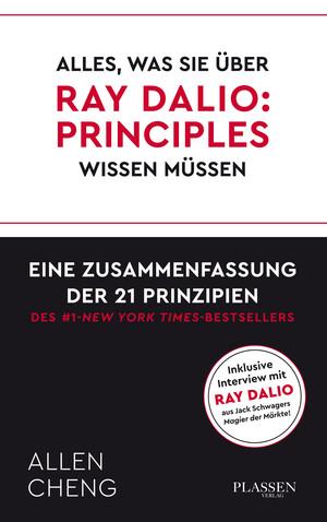 PLASSEN Buchverlage - Alles, was Sie über RAY DALIO: PRINCIPLES wissen müssen: