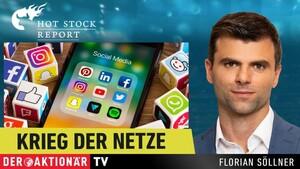 Pinterest: Jetzt ist die Chance für Facebook und Amazon. Trump‑Zock Phunware und Etsy im Check  / Foto Der Aktionär TV