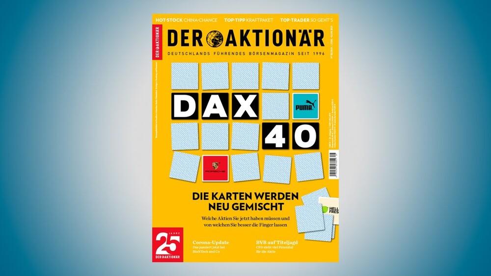 DER AKTIONÄR  35/21
