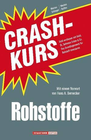 PLASSEN Buchverlage - Crashkurs Rohstoffe