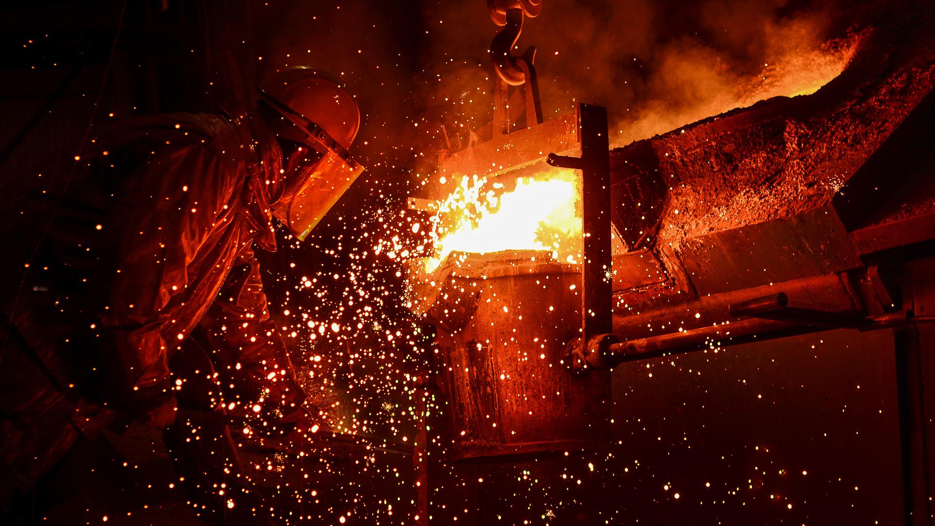 Stahl-Aktien: Stahlharte Zeiten