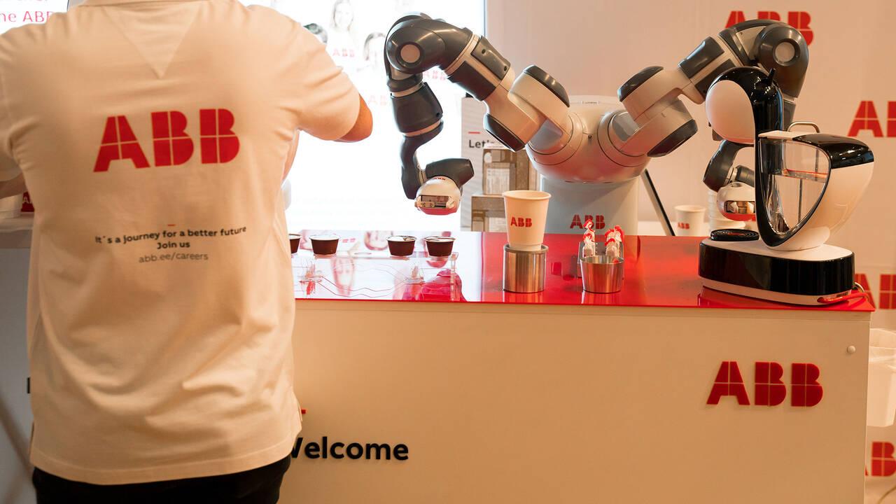Siemens-Rivale ABB glänzt mit Zahlen - ein echtes Ausrufezeichen