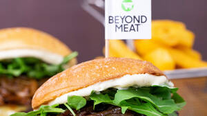 Beyond Meat: Starbucks? McDonald's? Afrika!
