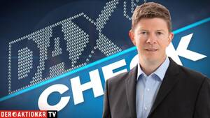 DAX‑Check: Geht es nach dem Rebound weiter nach oben?  / Foto: Der Aktionär TV
