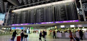 Flughafen‑Betreiber Fraport:
