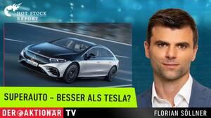 """Daimler‑Attacke auf Tesla: """"Game Changer"""" für Varta‑Lieferant Manz  / Foto: Der Aktionär TV"""