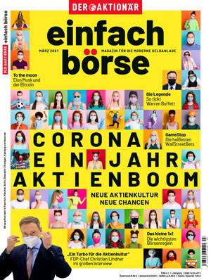 einfach börse - einfach börse 03/21