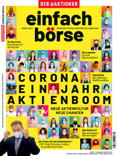 einfach börse 03/21