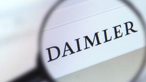 Daimler knapp vor Wirecard – Aktie an entscheidender Marke