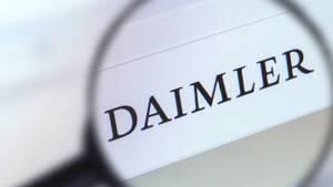 Daimler erhöht nach starkem Quartal die Gewinnprognose