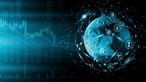 Bitcoin & Co: Mit diesen Aktien reiten Anleger die Krypto‑Welle  / Foto: Shutterstock