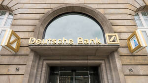 Deutsche Bank: Fitch senkt den Ausblick