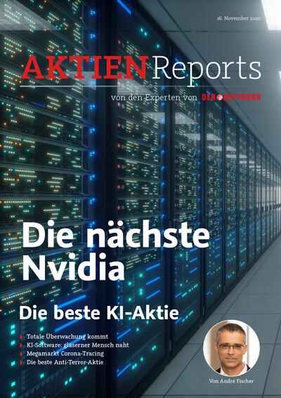 Die nächste Nvidia – die beste KI-Aktie