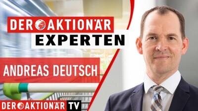 Amazon, Coca-Cola, Beyond Meat, Peloton, Tyler Tech., Hornbach, Zalando - das rät Andreas Deutsch