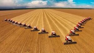 Getreide Futures: Rekord Anbaufläche für Soja und Mais