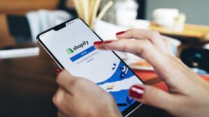 Shopify: Bockstarke Zahlen ‑ doch es gibt ein Aber...